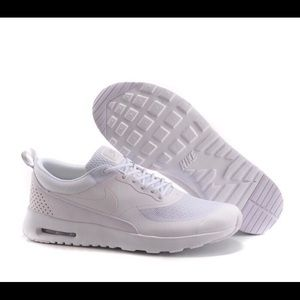 NIKE Air max Thea - Cream / white